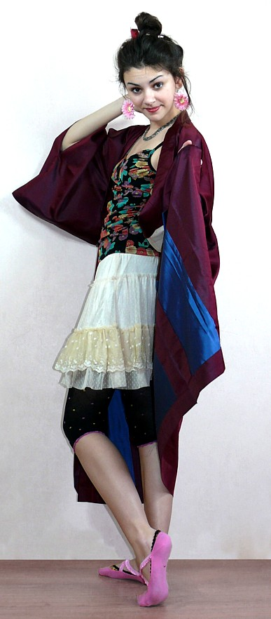 Одежда в японском стиле интернет магазин